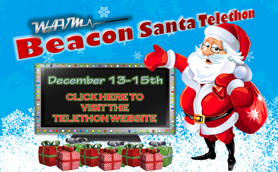 Beacon Santa Telethon WAVM Main 2013